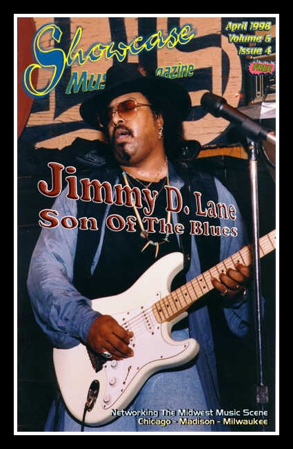 Jimmy D. Lane Cover Story